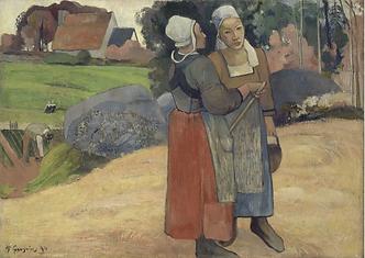 Introduction to Modern European Art Gauguin