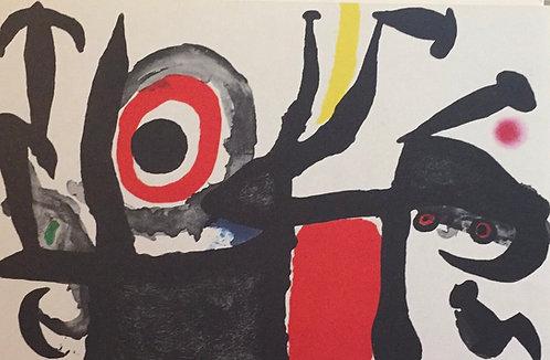 Joan Miro, Manoletina