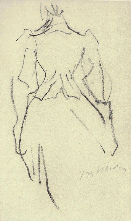 Jacques Villon, Elegante