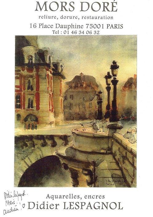 Didier Lespagnol - Poster