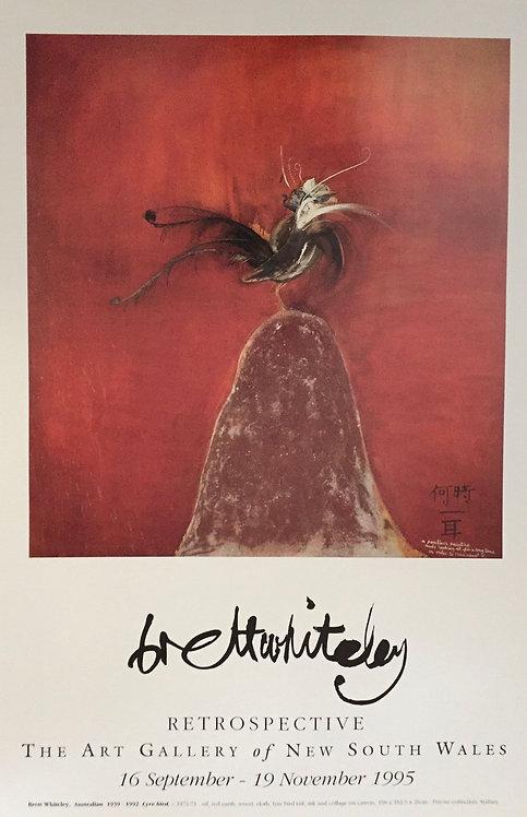 Brett Whitely, Lyre Bird