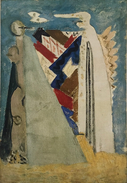 Mark Rothko, The Omen