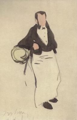 Jacques Villon, Le Loufiat
