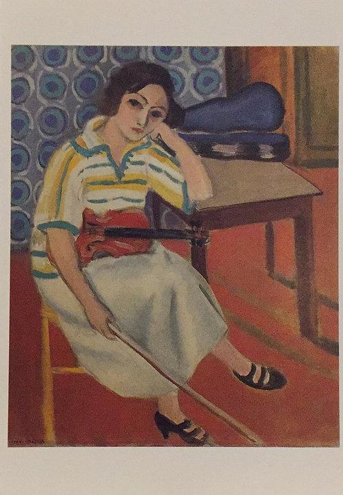 Henri Matisse, Femme au Violin