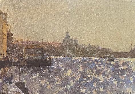 Ken Howard, S.S. Redentore, Venice, 1990