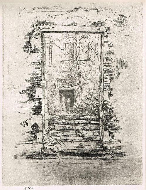 James McNeill Whistler, The Garden