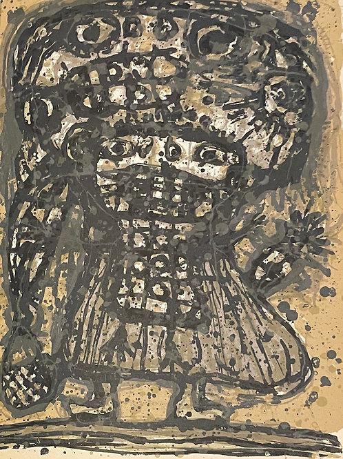 Akira Kito - Original Lithograph