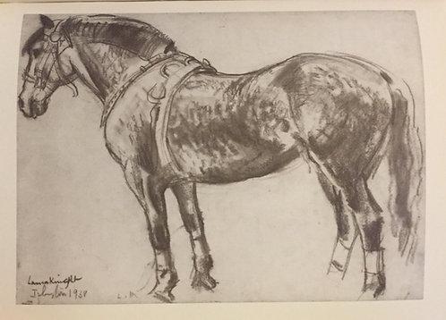 Laura Knight, Circus Horse VI