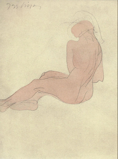 Jacques Villon, Une Fillette