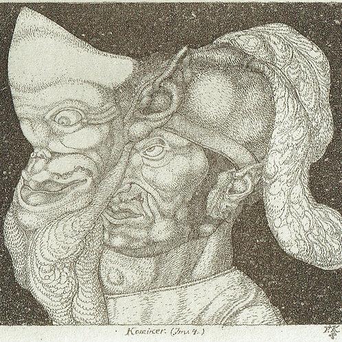Paul Klee - Comedian