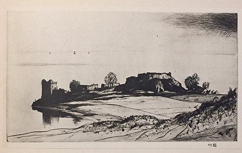 D Y Cameron, Castle Urquhart