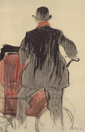 Jacques Villon, L'Orgue de Barbarie