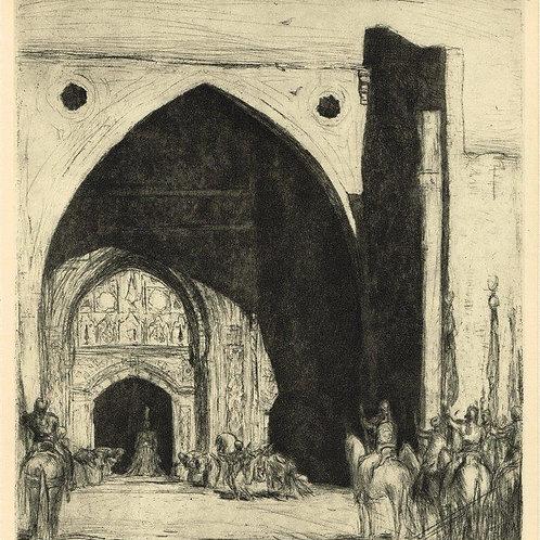 Marius Bauer, A Sultan