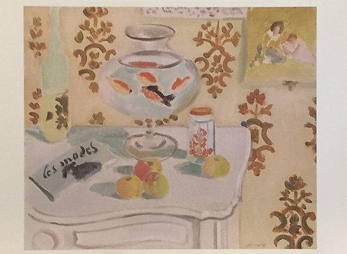 Henri Matisse, Goldfish