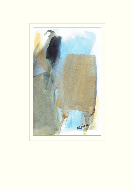 Mercedes Chavez French Watercolour 3