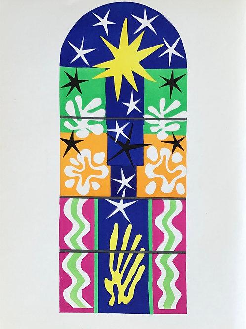 Matisse -  Lithograph - Nuit de Noel