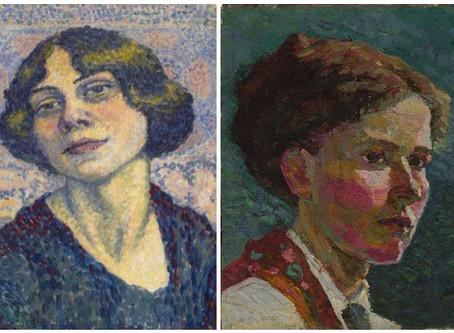 Grace Cossington Smith and Lucie Cousturier - Post Impressionist bonds.