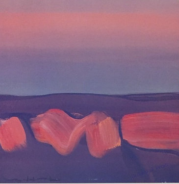 Michael White, Afterglow Cliffs