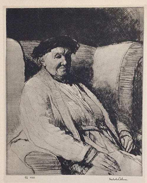 Malcolm Osborne, Mrs Herberden