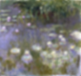 Claude Monet, Waterlilies, 1922