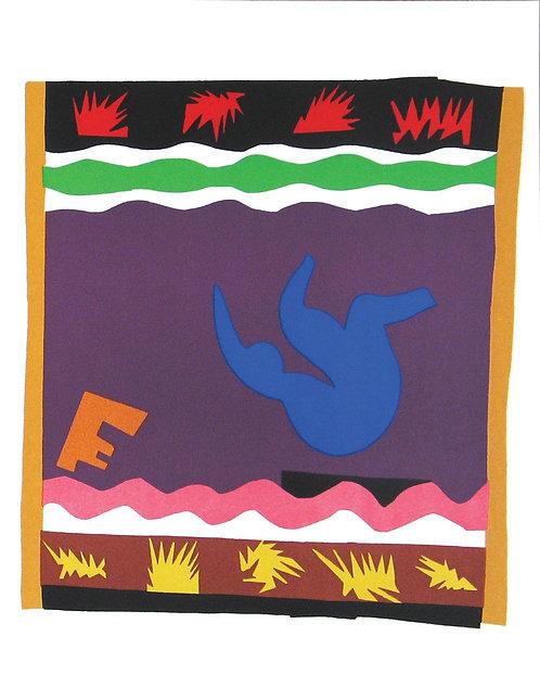 Matisse -  L'Tobogan