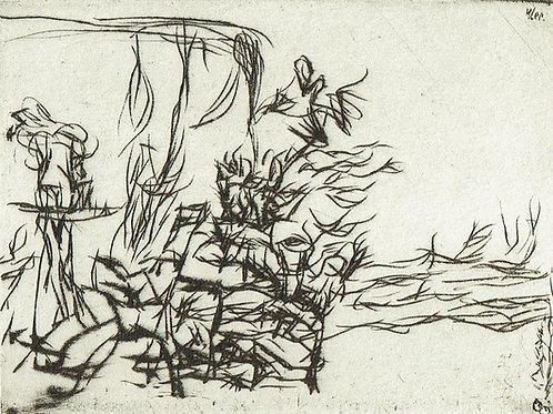 Paul Klee - Pergola