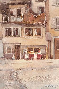 Emma Minnie Boyd, In Lucerne, 1893,.jpg