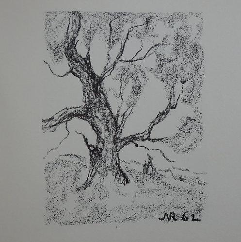 James Rosenberg Lithograph