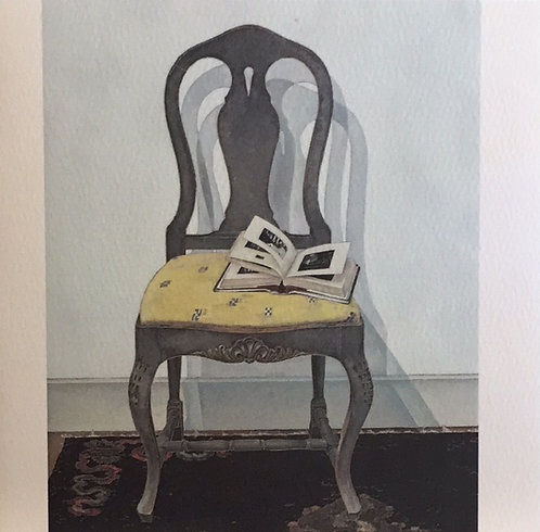 Cressida Campbell, The Danish Chair