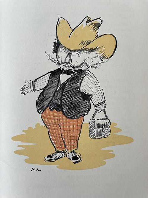 Norman Lindsay, The Magic Pudding VII