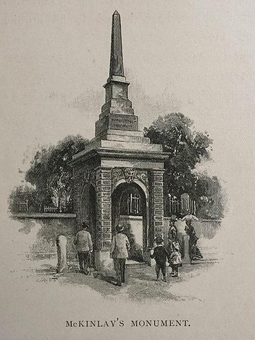 McKinlay's Monument
