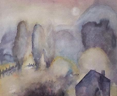 E Heinke, November Fog