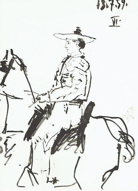Pablo Picasso, Toros Y Toreros 5