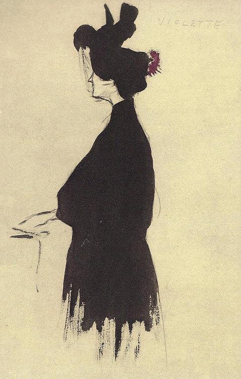 Jacques Villon, Violette