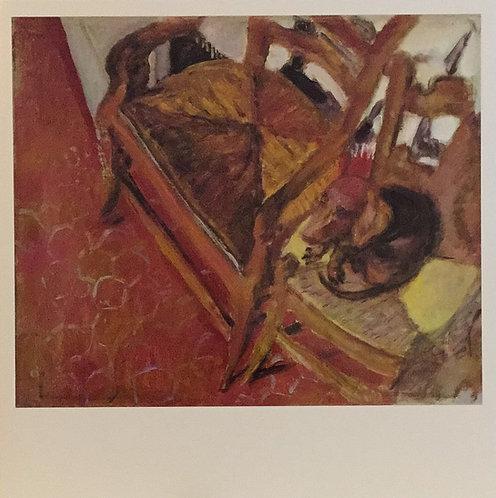 Pierre Bonnard, Basset Hound on the Chair