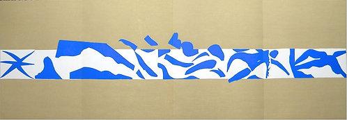 Matisse -  Lithograph - La Piscine II