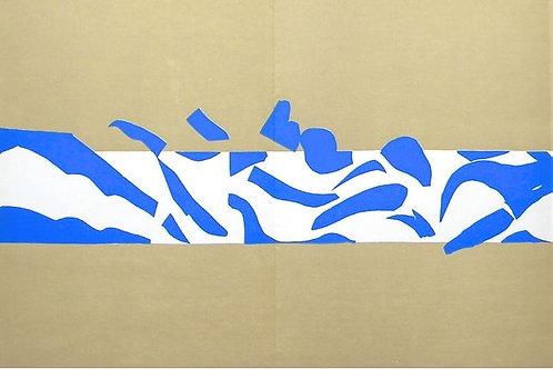 Matisse -  Lithograph - La Piscine