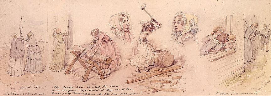 William Strutt, Victoria the Golden', c.