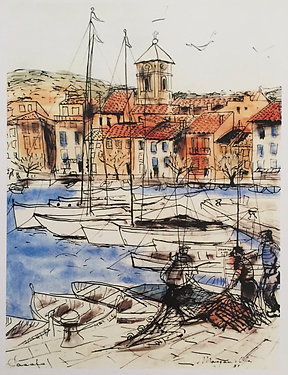 Margaret Olley, Cassis