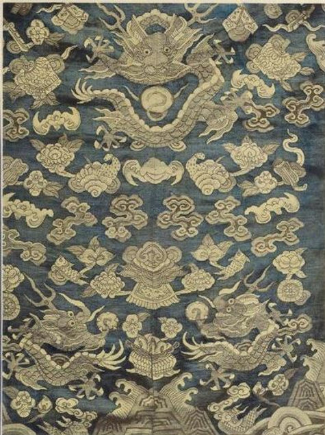 Broderies Chinoises Plate 6