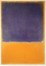 Rothko print (new) 400 x 600cm untitled