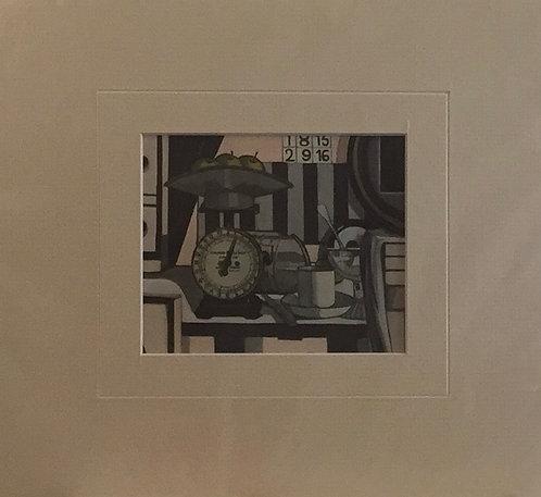 Margaret Preston, Still Life, 1927 print