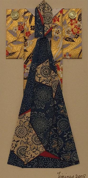 Bethan Timiney, Kimono II