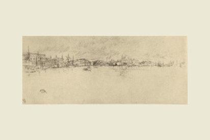 JM Whistler, Long Venice