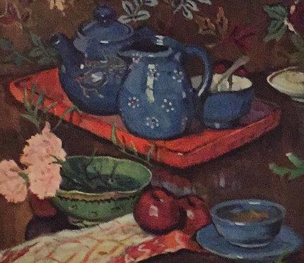 Margaret Preston, Gladys Reynell's Pottery, 1924