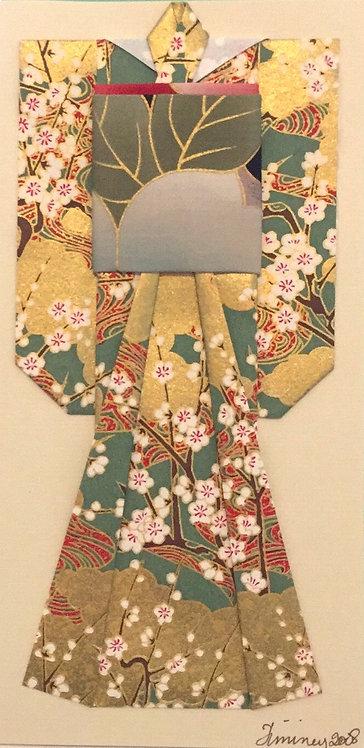 Bethan Timiney, Kimono I