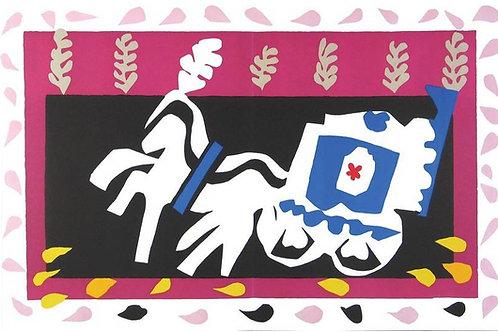 Matisse -  I'Enterrement de Pierrot