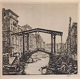 H Rushbury, Canal de la Douane, Marseill