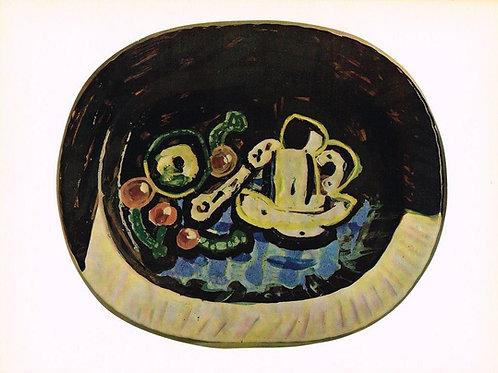 Pablo Picasso  Ceramics Print - 14