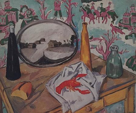 copy of Michail Larionow, Fontenay aux Roses